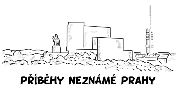 Příběhy neznámé Prahy Logo